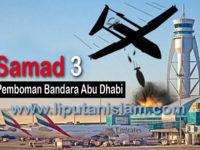 Setelah Rilis Video Serangan Drone Ke UEA, Ansarullah Yaman Keluarkan Ancaman Baru