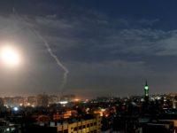 Menlu Suriah Nyatakan Israel Serang Damaskus