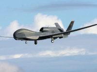 Coba Mengintai Iran, Pesawat Nirawak Mata-mata AS Jatuh Tertembak