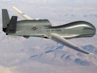 RQ-4A Jatuh di Tempat AS Menembak Pesawat Penumpang Iran