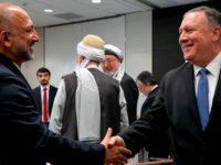 Pompeo: Belum Jelas Kapan AS Keluar dari Afghanistan