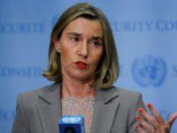 Mogherini Sebut INSTEX Akan Segera Siap