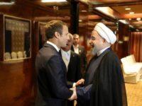 Kepada Macron, Rouhani Nyatakan Iran Siap Melawan Serangan AS