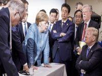Trump Sebut Sekutu Eropanya Lebih Buruk dari Tiongkok