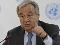 Guterres: 729 Anak Yaman Tewas di Tangan Koalisi Saudi