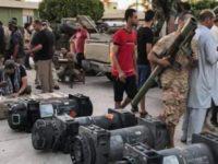 UEA Klaim Senjata-senjata yang Ditemukan di Libya Bukan Miliknya