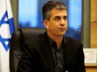 Menteri Ekonomi Israel Lontarkan Ancaman kepada Palestina
