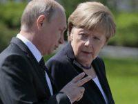 Rusia Peringatkan Jerman agar Tak Campuri Urusan Internalnya