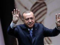 Erdogan Mengaku Akan Lawan Semua Pendukung Israel