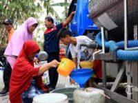 4 Kabupaten di Jateng Alami Kekeringan dan Minta Bantuan Air Bersih
