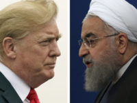 "Trump ""Plintir"" Kalimat Rouhani Tentang Rencana Pengayaan Uranium"