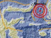 Maluku Utara Diguncang Gempa 7.0 SR