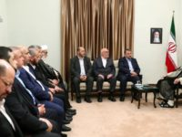 Jumpai Pemimpin Iran, Hamas Mengaku akan Berdiri Terdepan Membela Iran
