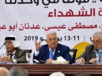 """Kepala Otoritas Palestina Pastikan """"Perjanjian Abad Ini"""" Gagal"""