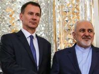Kontak Telefon dengan Menlu Inggris, Menlu Iran Desak Kapal Tankernya Segera Dibebaskan