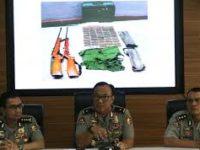 Teroris JAD Rencana Aksi Teror HUT Kemerdekaan Berhasil Diringkus