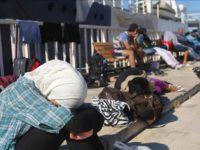 450 Pengungsi Palestina di Yunani Hidup Mengenaskan