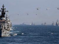 Jepang Enggan Kirim Kapal Perangnya untuk AS di Selat Hormuz