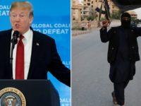 Trump Ancam Eropa dengan Membebaskan 2500 Petempur ISIS