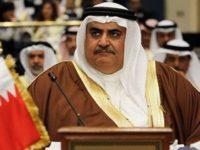 Menlu Bahrain Bela Agresi Israel ke Suriah, Lebanon, dan Irak