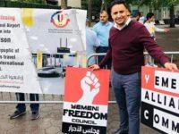 Rakyat Yaman di AS Berteriak Minta Saudi Akhiri Blokade