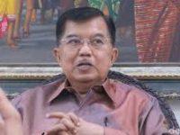 Jusuf Kalla Tak Setuju Wacana 10 Pimpinan MPR