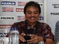 Roy Suryo: Menkominfo Harus dari Kalangan Profesional