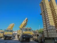 """Iran Pamerkan Sistem Pertahanan Udara Baru Buatannya, Bavar """"373"""""""