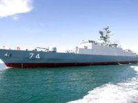 Iran Kirim Kapal Perang ke Teluk Aden Untuk Amankan Pelayaran