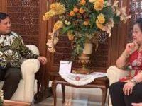 Diundang Khusus, Prabowo Hadiri Kongres V PDIP