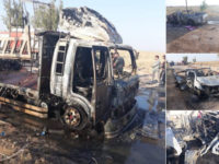 Pasukan Relawan Irak Mengaku Mendapat Serangan Drone Israel