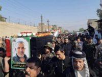 Gelar Prosesi Pemakaman, Relawan Irak Bersumpah Tak Akan Diam Terhadap Serangan Israel