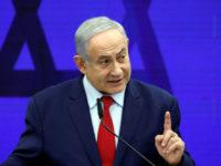 Potret PM Israel, Benyamin Netanyahu. Sumber: RT