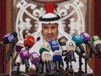 Menteri Energi Saudi, Pangeran Abdulaziz bin Salman. Sumber: Presstv