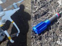 Pasukan Relawan Irak Tembak Drone Misterius