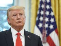 Presiden AS, Donald Trump. Sumber: Wall Street Jurnal