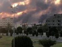 Serangan Drone Ansarullah Lumpuhkan Separuh Volume Produksi Minyak Saudi