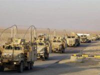 Pejabat Irak Ungkap Kedatangan Konvoi Besar Militer AS dari Yordania ke Irak