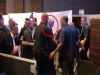 Video: Sirine Berbunyi, PM Israel Tinggalkan Ruang Pertemuan