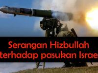 Hizbullah Publikasi Video Serangannya terhadap Israel