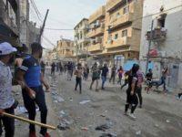 Mossad Terlibat dalam Kerusuhan dan Unjuk Rasa di Irak