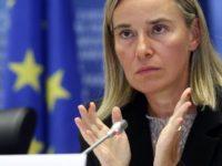 Mogherini: Kami Tak Ingin Kurdi Dekat dengan Assad dan Rusia