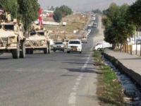 100 Kendaraan Lapis Baja AS Memasuki Irak dari Suriah