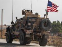 Potret pasukan AS di Suriah. Sumber: Presstv