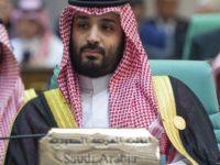 Putra Mahkota Arab Saudi, Mohammad bin Salman. Sumber: Memo