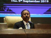 Perdana Menteri Sudan, Abdalla Hamdok. Suber: Memo