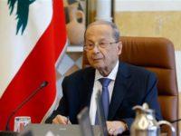 Potret Presiden Lebanon, Michel Aoun. Sumber: Presstv