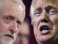 Trump Khawatir Corbyn Berkuasa di Inggris