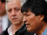 Morales Dilarang Ikuti Pemilu Mendatang Bolivia