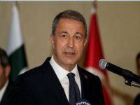 Turki Minta Suriah Hentikan Operasi Militer di Idlib